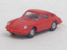 Porsche 911 in blaßrot, o.OVP, Wiking, 1:87, Lenkrad integriert