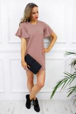 Vestiti da donna tubini rosa fantasia nessuna fantasia