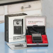 Rasoir électrique vintage Remington modèle 465-50 en boîte