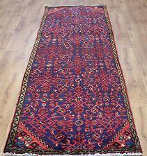 Persian Traditional Vintage Wool 233cmX117cm Oriental Rug Handmade Carpet Rugs