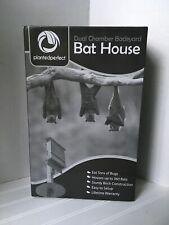 Dual Chamber Bat House Birch Wood