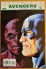 AVENGERS #5 (2010 MARVEL Comics) ~ VF/NM Book