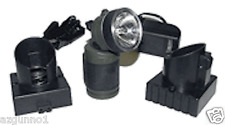 Streamlight Syclone Rechargeable Flashlight With AC/DC Chargers/Holders (Olive)