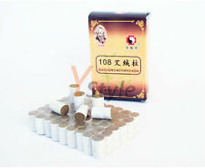 5-year Old Pure Moxa Stick Roll 108PCS Traditional Moxa Burner Relieve Pain 艾条