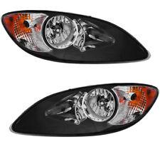 Headlights Headlight Assembly (w/Bulb) Pair Set for 08-16 International ProStar