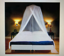 Mosquito Net: Expedition or Deluxe Decorative and Travel circular net Queen Size