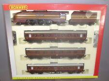 """HORNBY RAILWAYS MODEL No.R.2659M """"THE ROYAL HIGHLANDER"""" TRAIN PACK )  MAROON MIB"""
