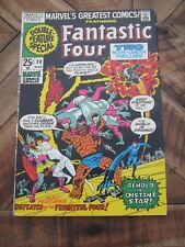 Marvel's Greatest Comics # 30 March 1971 Fantastic Four Stan Lee Jack Kirby    1