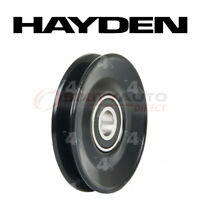 Hayden Drive Belt Tensioner Pulley for 1998-2003 Nissan Frontier 2.4L L4 - lf