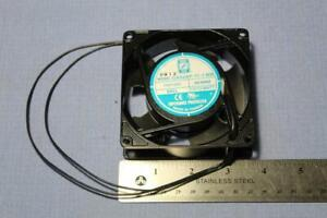 "Orion OA92AP-11-1WB  115 Volt AC 1 Watt Cooling Fan 92 mm 3.6"" Cast Aluminum NOS"