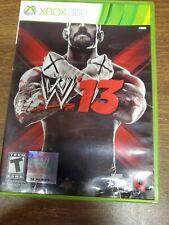 WWE '13 (Microsoft Xbox 360, 2012)