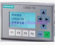 Siemens LOGO! TD text display 6ED1055-4MH00-0BA0 2 month warranty