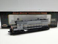 HO Scale - Atlas - Norfolk Southern GP-38 Diesel Locomotive Train #2001 w/ DCC