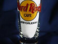 Hard Rock Cafe New Orleans 4 Inch Tall Shot Glass Excellent