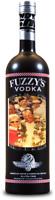 1967 Indianapolis 500 Winner AJ Foyt Commemorative Fuzzy's Vodka Sealed Bottle