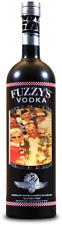 1967 Indianapolis 500 Winner AJ Foyt Commemorative Fuzzy's Vodka Sealed Bottle