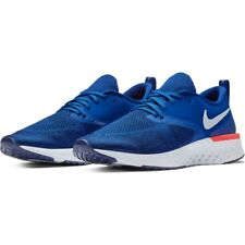 Nike Odyssey React 2 Flyknit AH1015-400 Size 8 - 12 Men's new shoes blue running