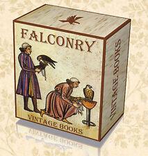 Rare Falconry Books on DVD - Hunting Birds of Prey Hawking Harris Hawk Falcon 46