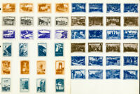 US Labels & Seals 125x Diff NYC Coney Island 1940's Vin