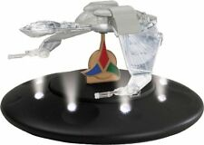 Corgi Star Trek Die-Cast Klingon Bird of Prey with Lighted Display Stand CC96608