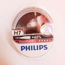 Philips VisionPlus +60% H7 12V 55W 12972VPS2 (paire)