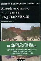 El lector de Julio Verne. NUEVO. Nacional URGENTE/Internac. económico. NARRATIVA