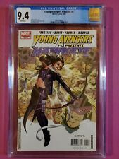 Young Avengers Presents #6 CGC 9.4 2008 white pages