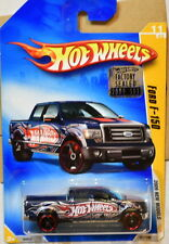 HOT WHEELS 2009 NEW MODELS FORD F-150 #11/42 FACTORY SEALED