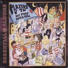 PLATERO Y TU - HAY POCO ROCK&ROLL - ESSENTIAL ALBUMS [CD]