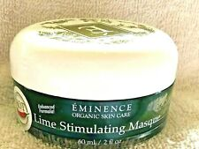 Eminence  Lime Stimulating Treatment Masque  2 oz ~ NEW ~FREE SHIP