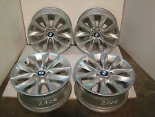 4 x Alufelgen Orig BMW Vspeiche-307  BMW X3 X4 (F25 F26)  8Jx18 ET43.