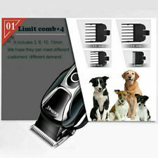Professional Dog Grooming Hair Clipper Kit Pet Cat Fur Trimmer Shaver Machine