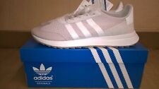NEW WOMEN'S ADIDAS FLASHBACK TRAINERS WITH TAGS IN BOX - UK SIZE 9.5/ U.S. 11