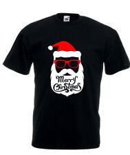 Kids Boys Girls Christmas T-shirt Xmas Tee Top Festive Novelty Gift 3-13 Years