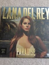 LANA DEL REY - PARADISE  - LP VINYL - NEW AND SEALED
