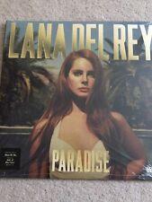 LANA DEL REY - PARADISE  - LP VINYL - NEW AND SEALED