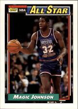 "Earvin ""Magic"" Johnson #126 - Topps 1992/93 NBA Basketball Card"