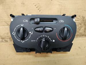 CITROEN PICASSO PEUGEOT 206 A/C HEATER CLIMATE CONTROL SWITCH PANEL BEHR 99210