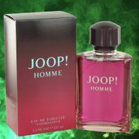 JOOP! HOMME Cologne Perfume For Men 4.2 oz 125 ml New Edt Eau De Toilette Spray