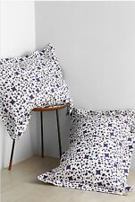 Urban Outfitters Magical Thinking Purple Star Medallion Set Of 2 Standard Shams