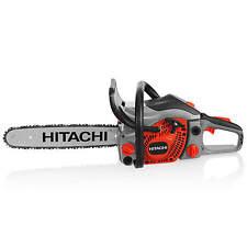 HITACHI CS33EBP Kettensäge - Schnittlänge 30 cm 2-Takt PureFire 1,63 PS im Set