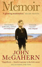 Memoir, By John McGahern,in Used but Acceptable condition