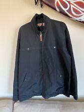 Prada Sport Nylon Black Jacket Size XL