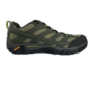 Vegan J50507 Merrell 2 Hiking Boots Vibram Dusty Olive Men's Size 13