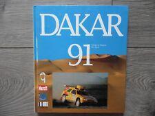 Livre illustré: DAKAR 91 - Le François / Bayle