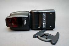 Flash Canon Speedlite 580 EX 580EX II. En su caja original, usado