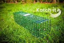 Live Catch Trap - Rat - Galvanised PVC Coated