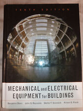 Mechanical And Electrical Equipment For Buildings-10th Edition-Benjamin Stein-VG