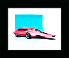 PINK PANTHER-MOBILE Fine Art Print
