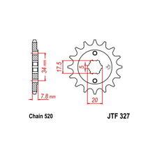 PIGNONE S+2 AC P520-D14   04/07 KYMCO MXU 50 54.2030514